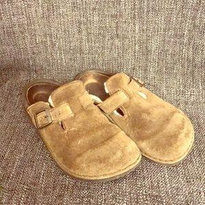 Birkenstock Tatami Leather Clogs size 38